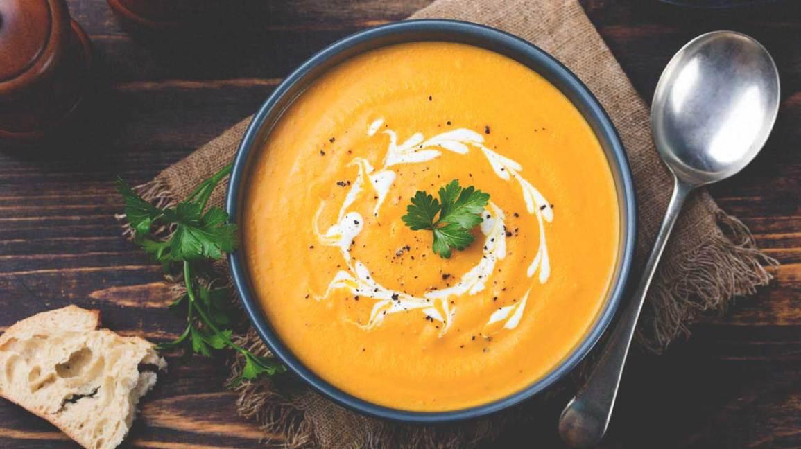 Our Recipes – Pumpkin Soup